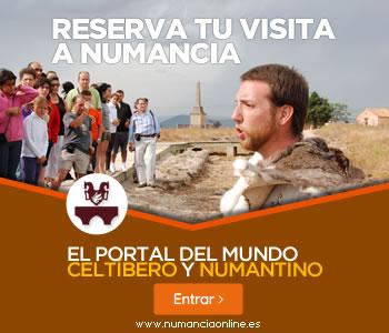 Banner visitar Numancia
