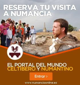 Reservas visita Numancia